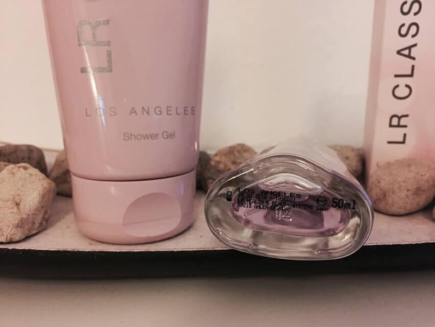 LR Classics Parfum Los Angeles Flakon unten