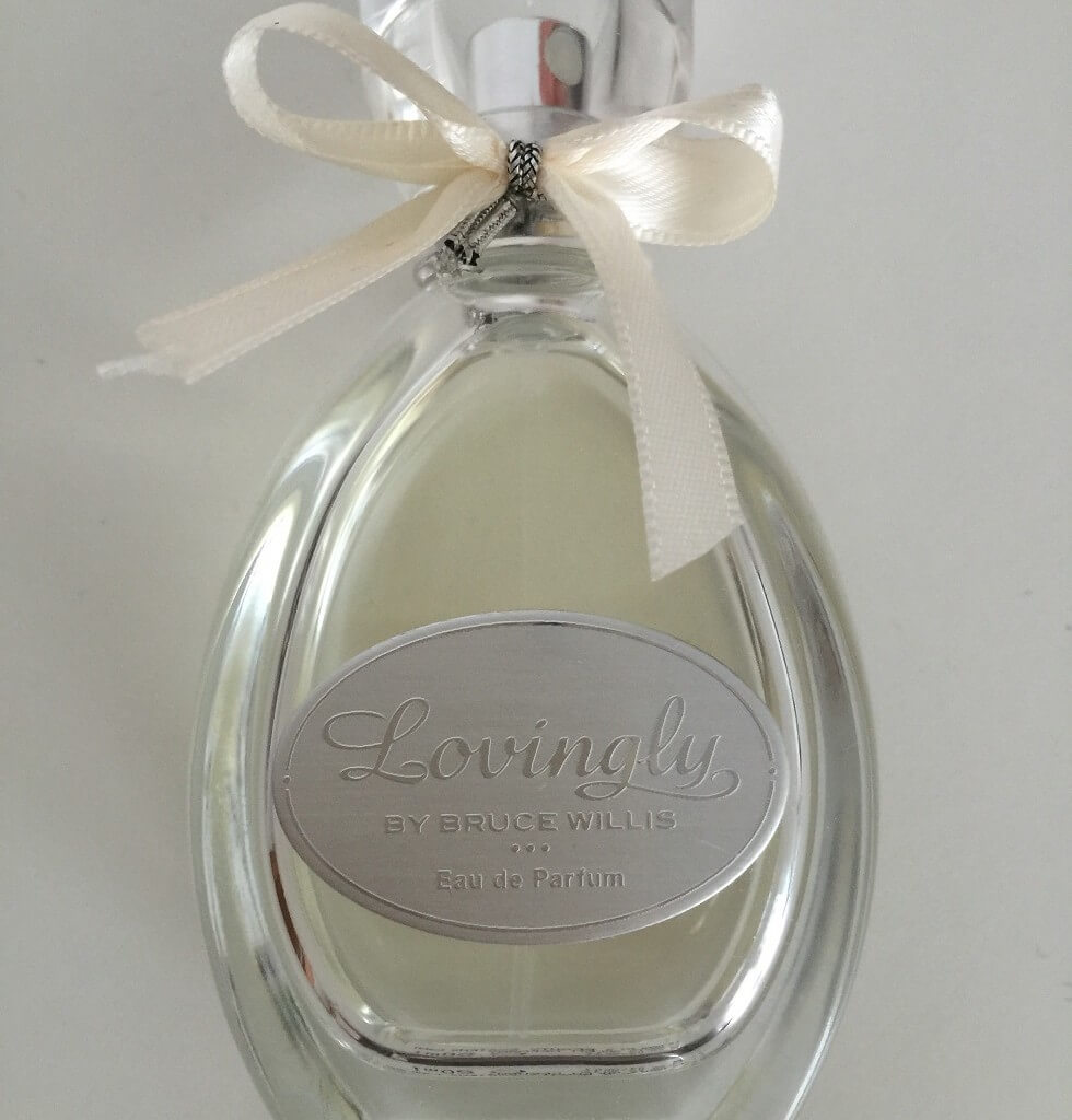 LR Parfum Lovingly by Bruce Willis Flacon