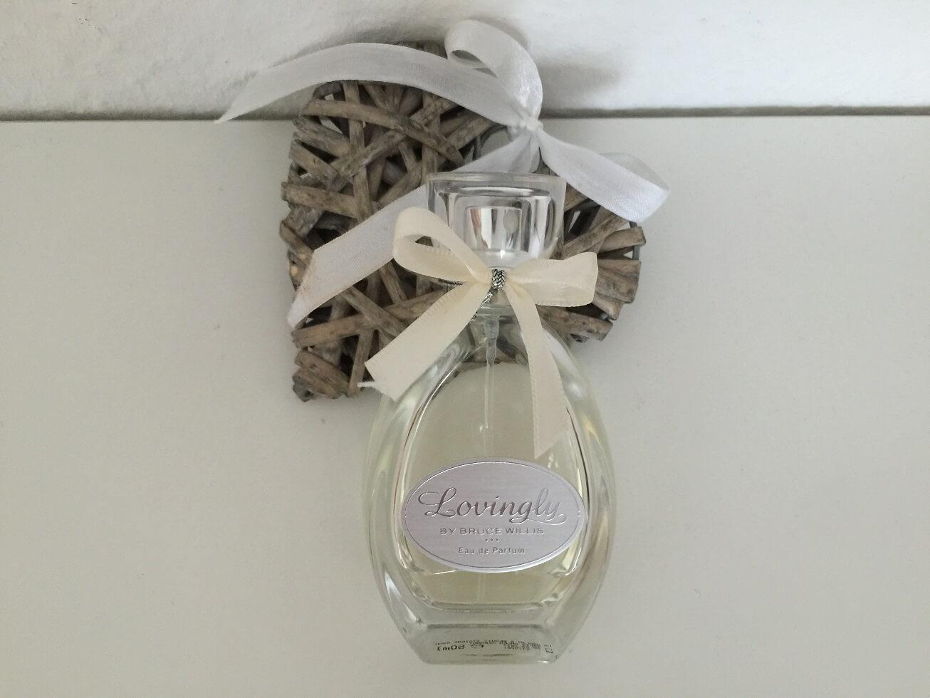 LR Parfum Lovingly By Bruce Willis