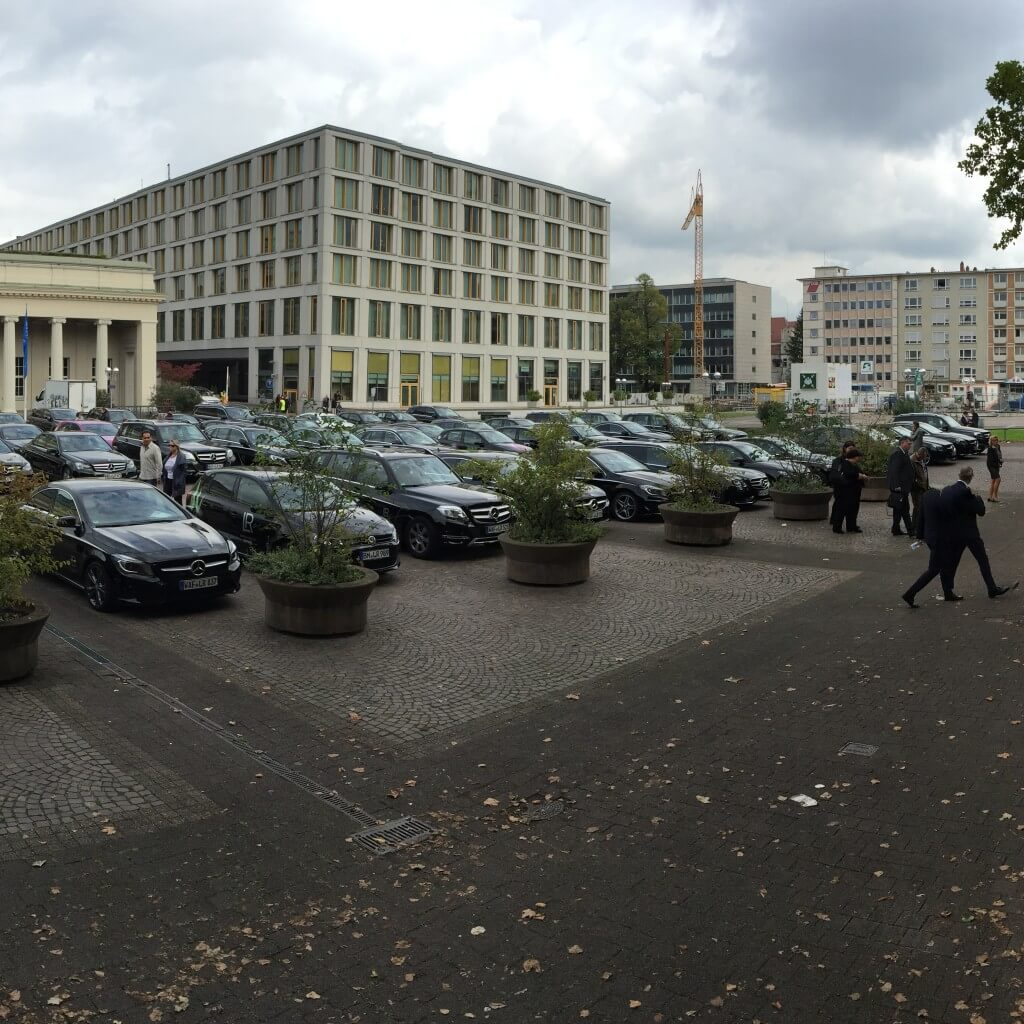 LR Special Business Day Karlsruhe 2015 - LR Flotte Panorama