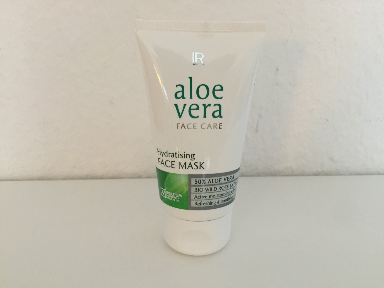 LR Aloe Vera Feuchtigkeitsmaske