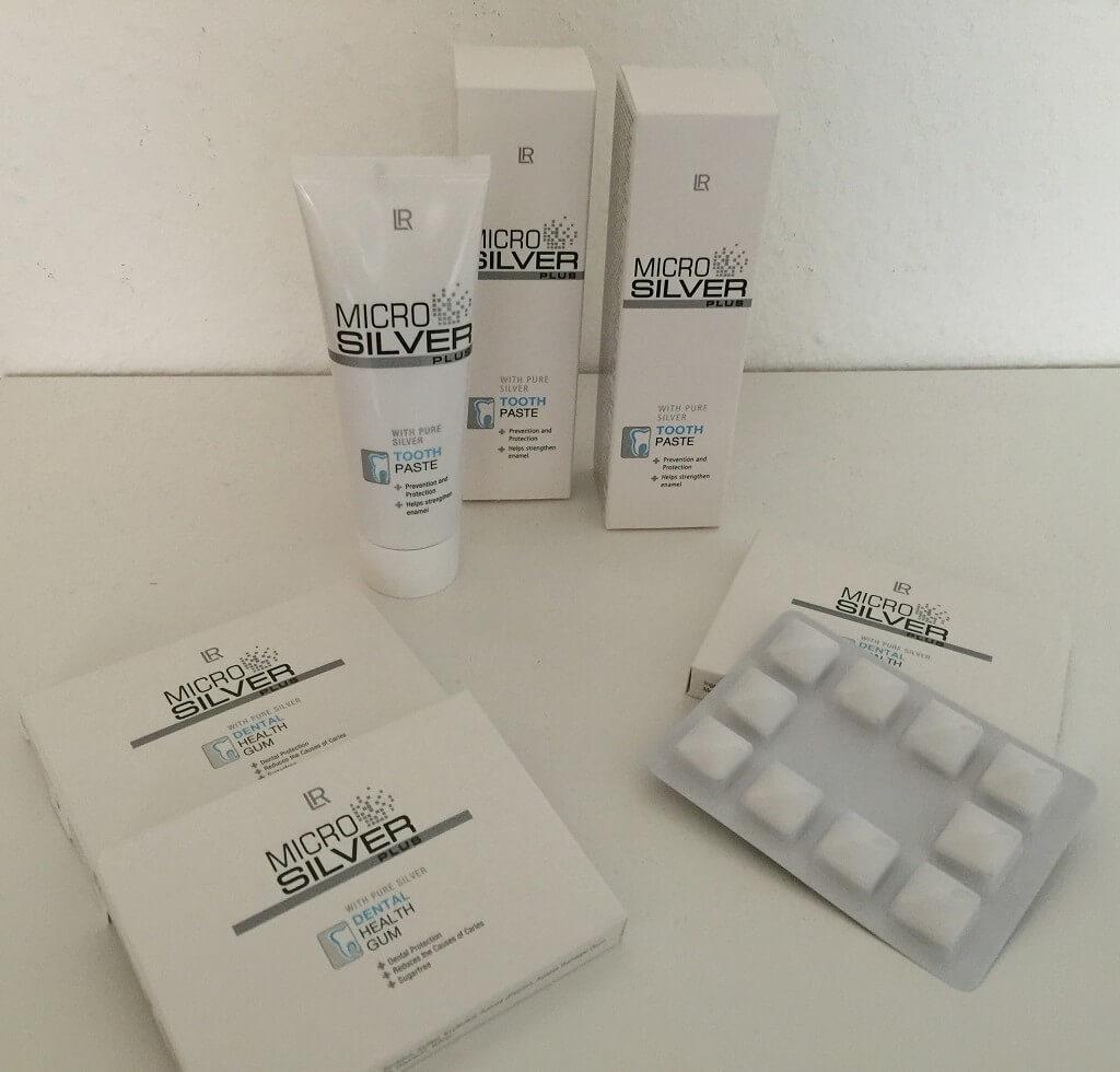 LR Microsilver Plus Zahnpflege Kaugummi
