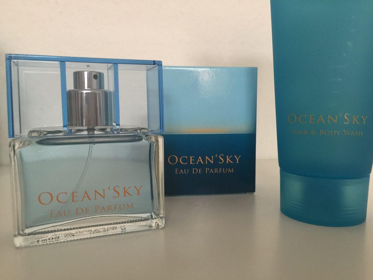LR Ocean Sky Parfum