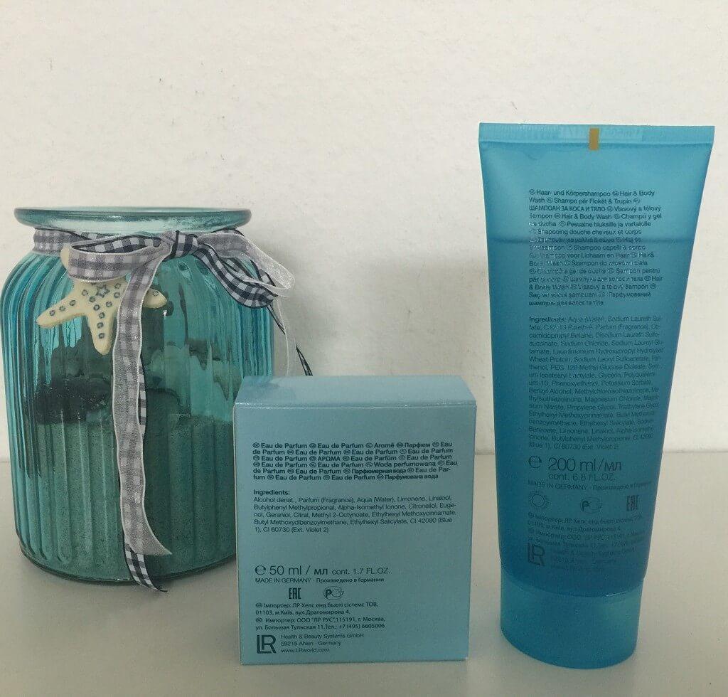 LR Ocean Sky Parfum Hinten