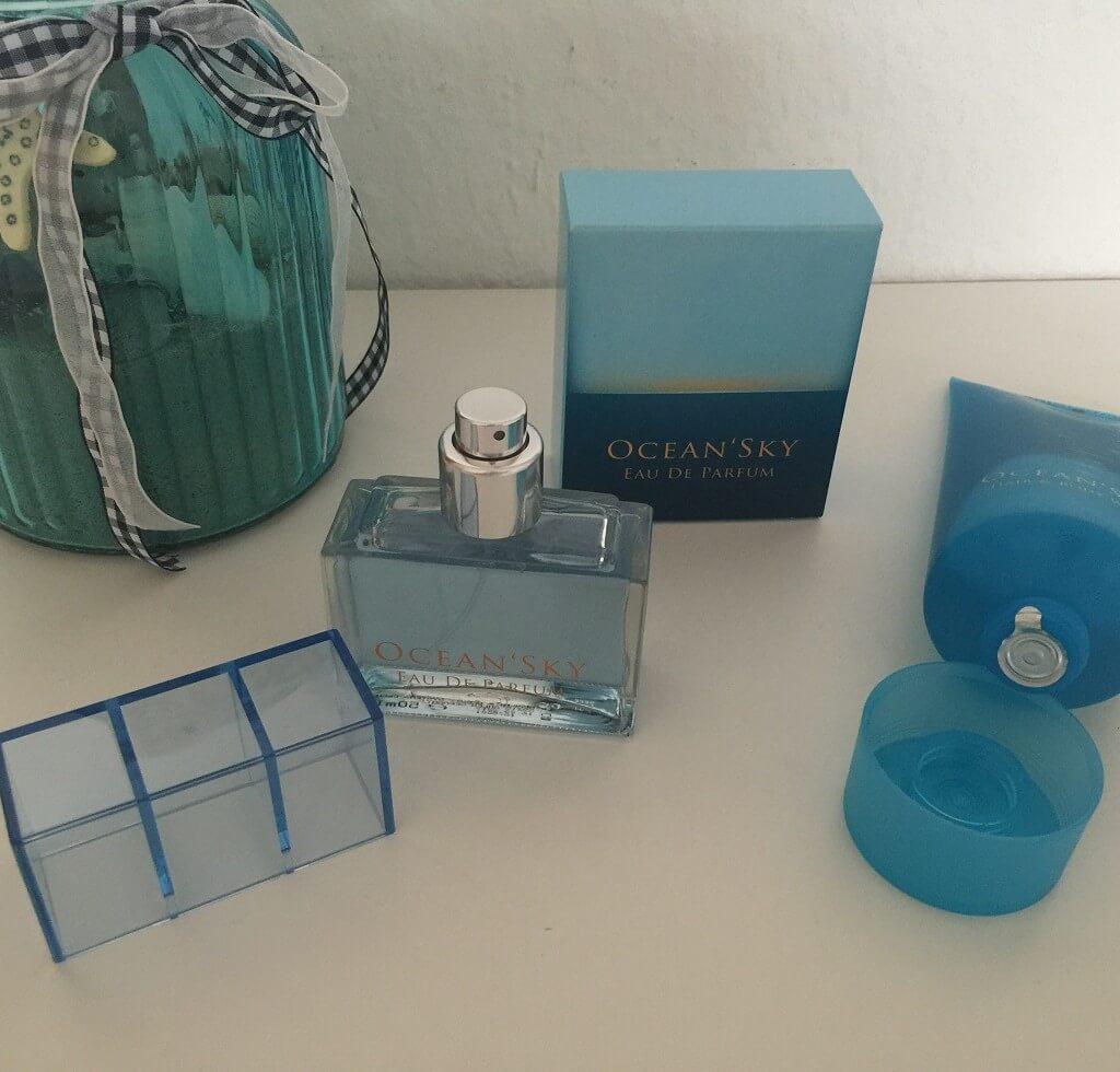 LR Ocean Sky Parfum Und Haar  Und Koerper Shampoo