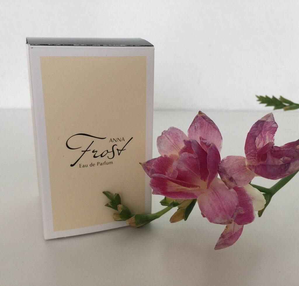 LR Parfum Anna Frost Verpackung
