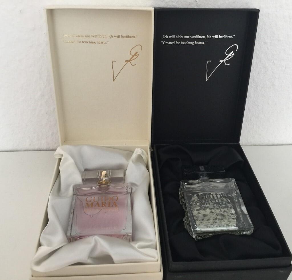 LR Parfum Guido Maria Kretschmer (Duft Set) Box