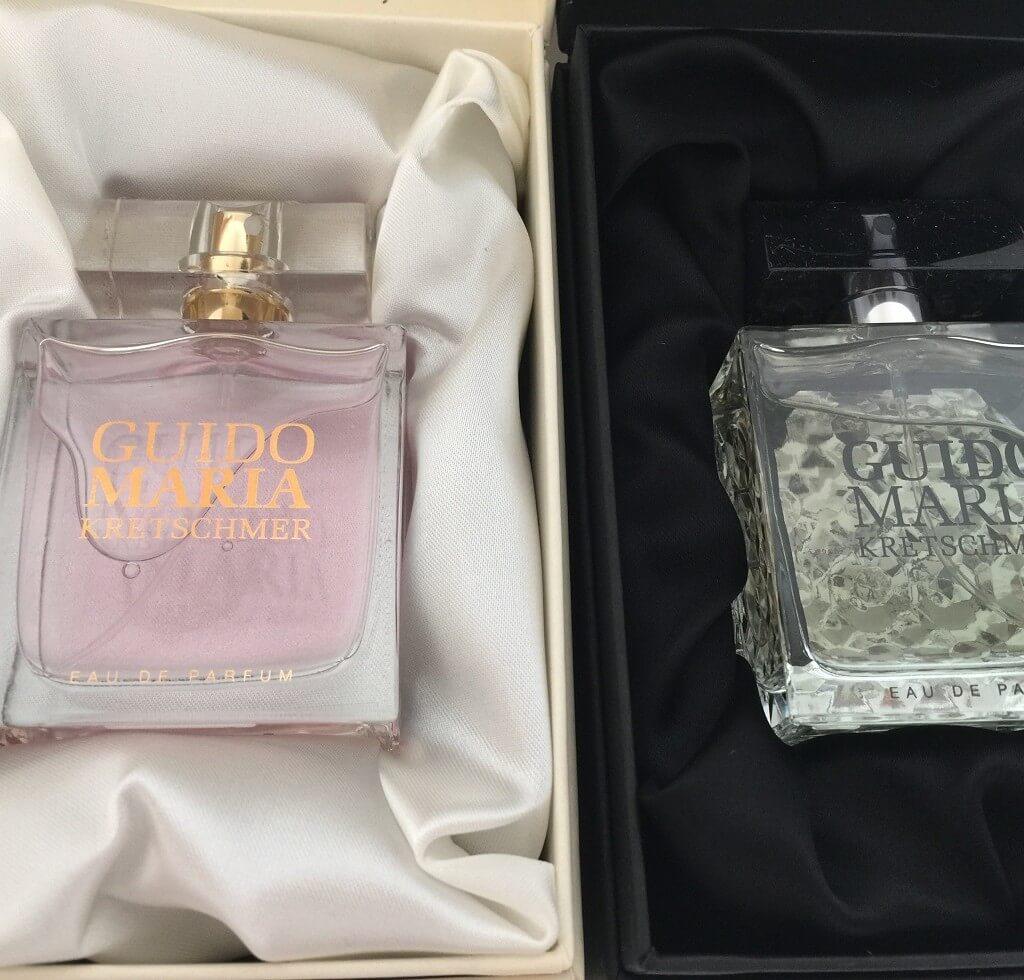 LR Parfum Guido Maria Kretschmer (Duft Set) Box Nah
