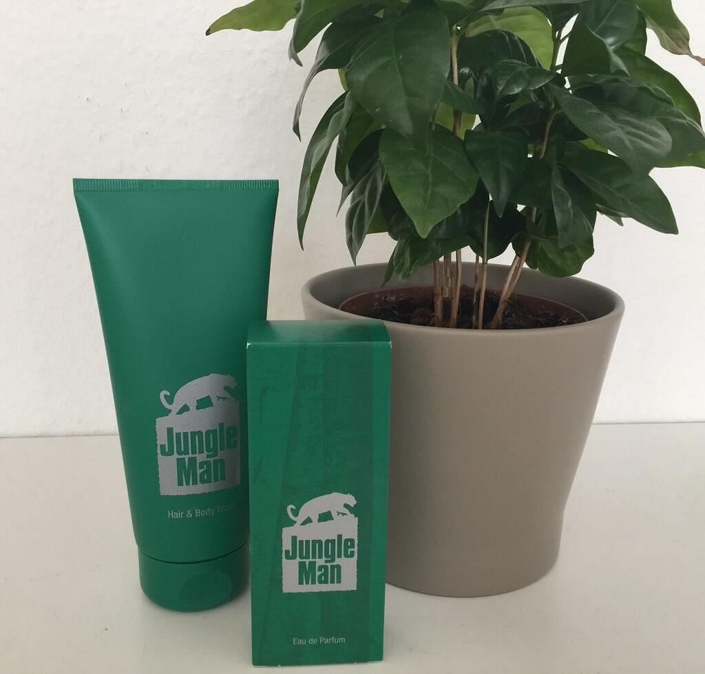 LR Parfum Jungle Man verpackt