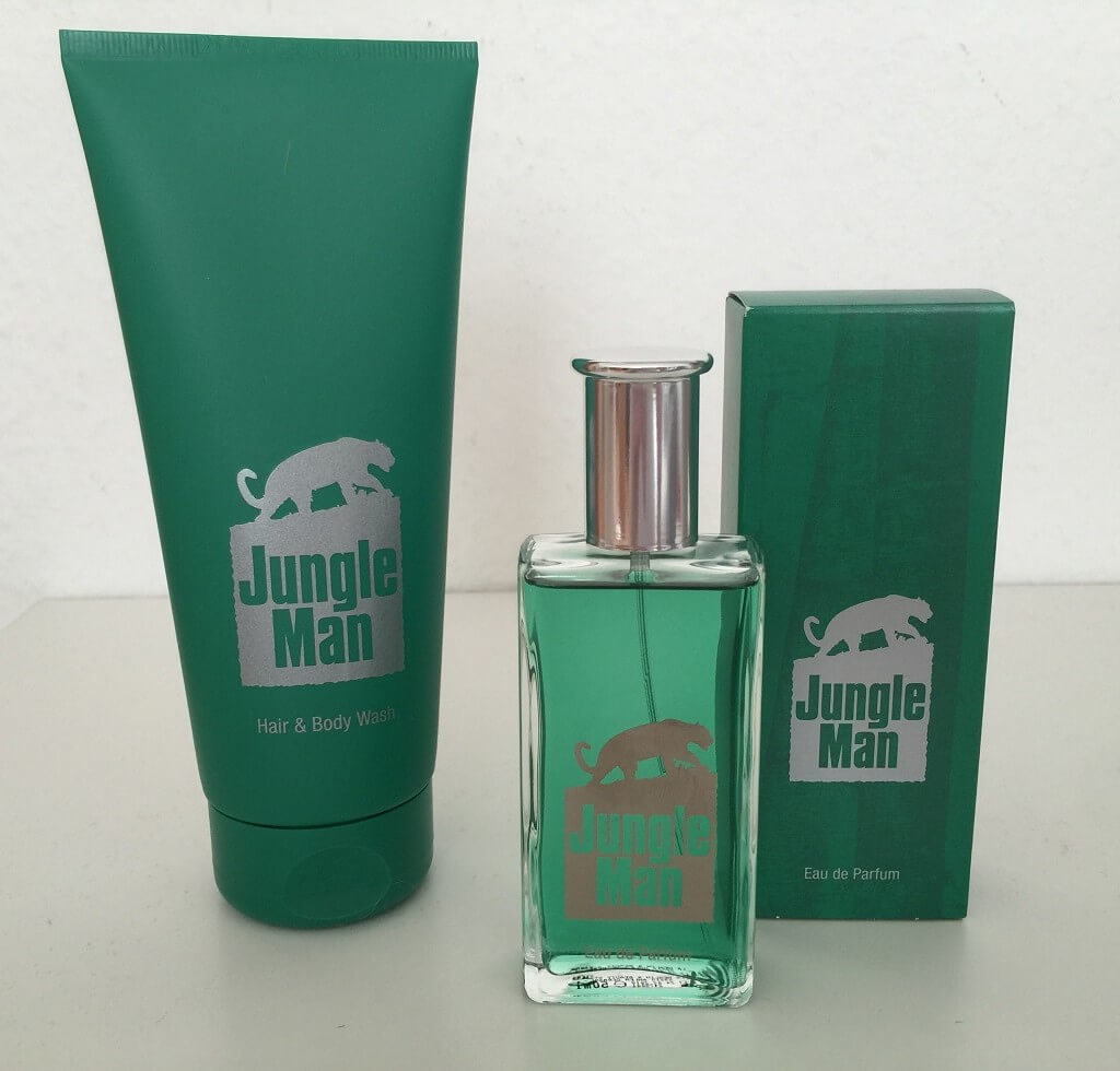 LR Parfum Jungle Man vorn