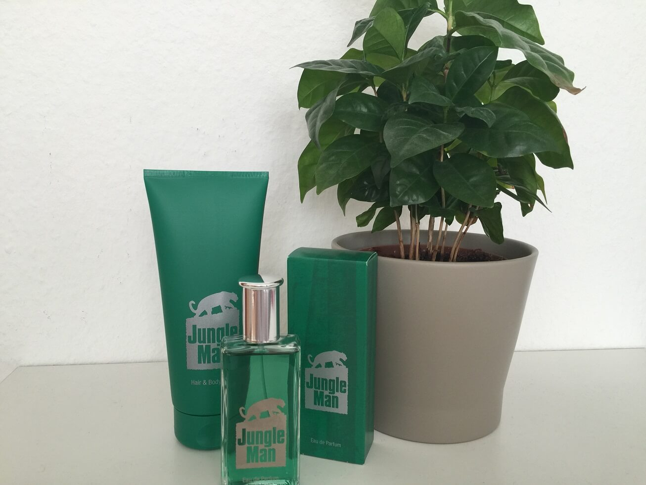 LR Parfum Jungle Man