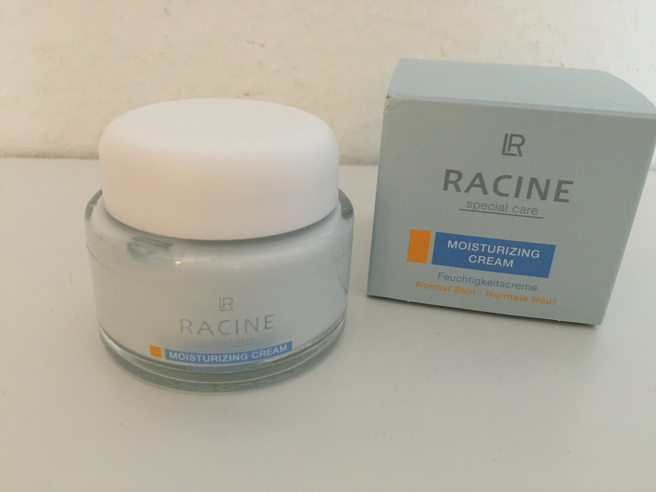 LR RACINE Special Care Feuchtigkeitscreme