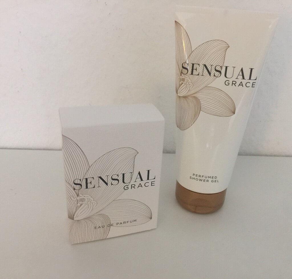 LR Sensual Grace Parfum Duft Set 1 Vorn