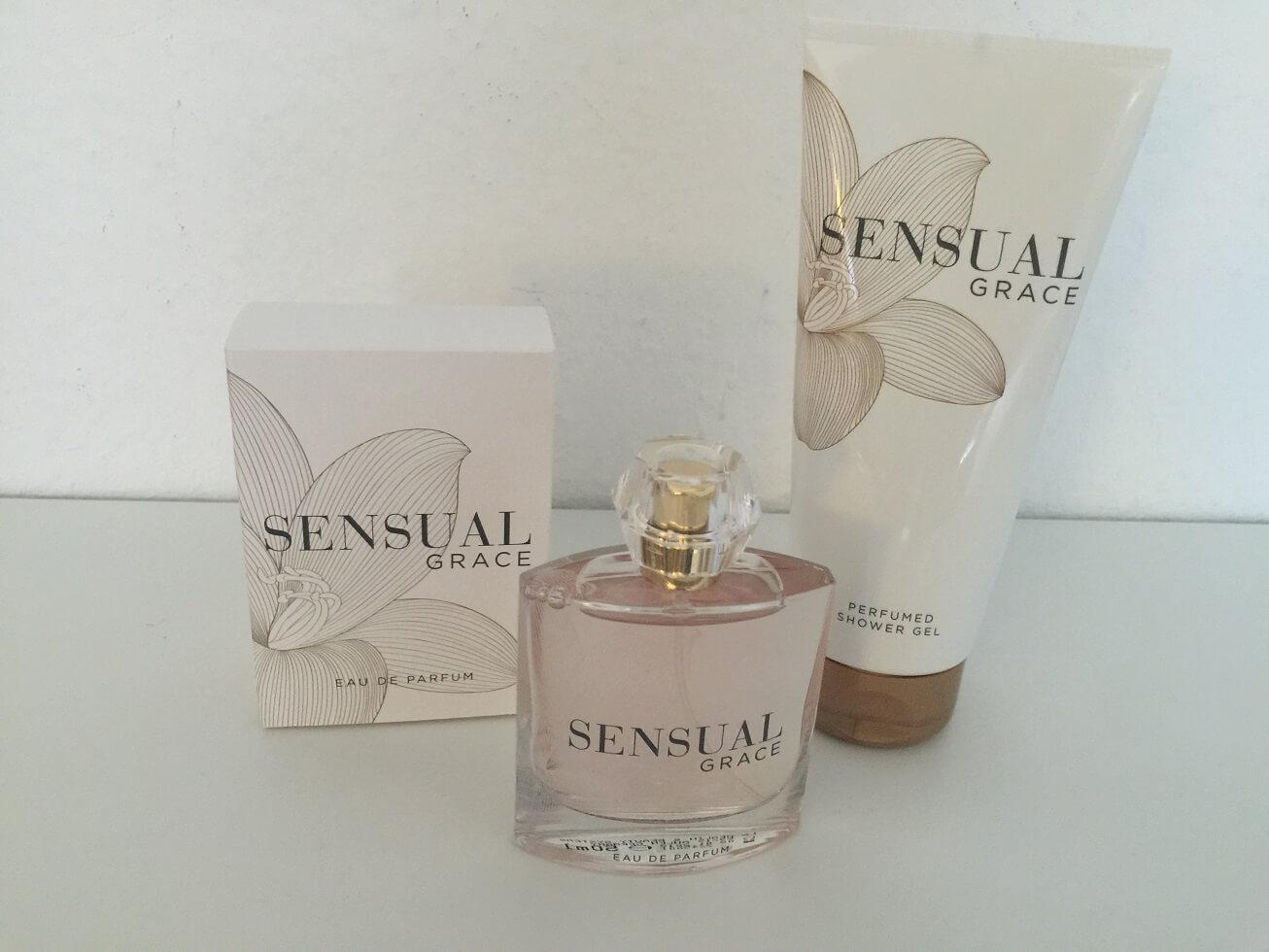 LR Sensual Grace Parfum Duft Set