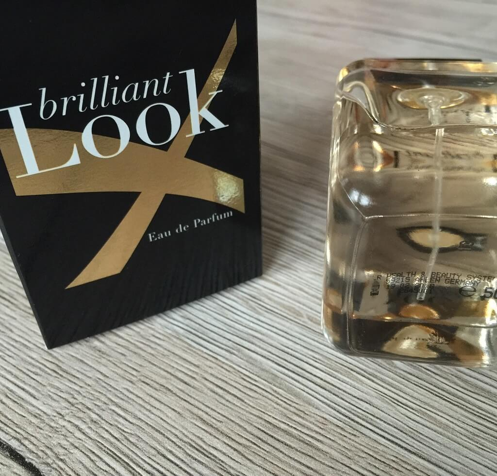 LR Brilliant Look Parfum Flakon unten