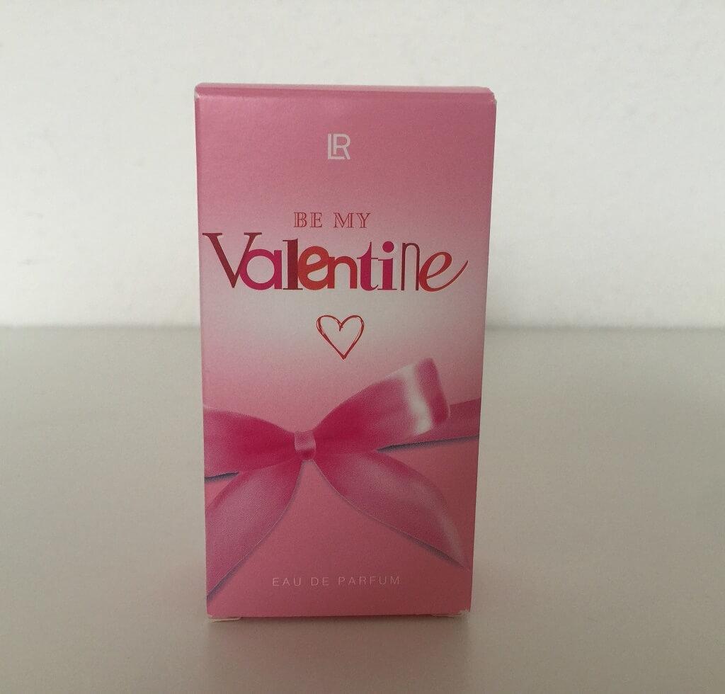 LR Parfum Be my Valentine Verpackung vorn