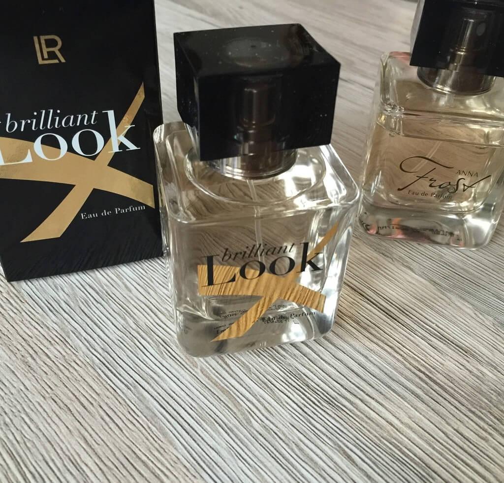 Vergleich LR Parfum Anna Frost – Brilliant Look