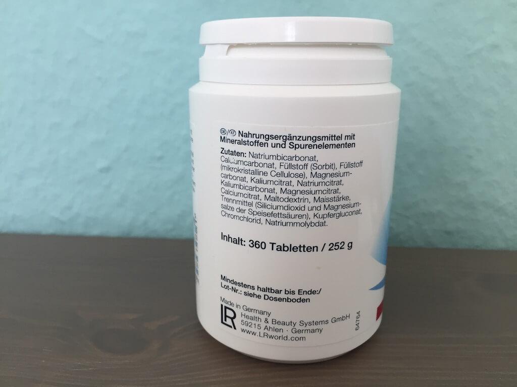 LR ProBalance Inhaltsstoffe
