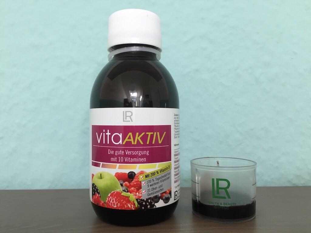 LR Vita Aktiv – Deine Tägliche Vitaminbombe
